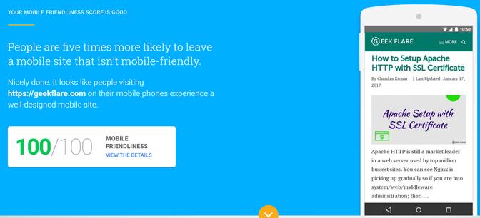 А вы знаете скорость загрузки вашего сайта с мобильных устройств? Самое время разобраться - 6