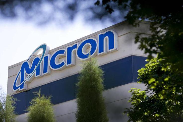 Доход Micron за отчетный период составил 4,65 млрд долларов дохода