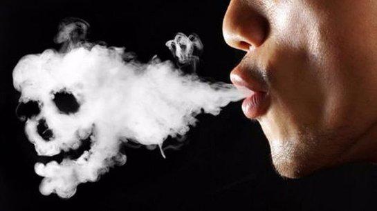 Чаще всего курят люди с низкими доходами