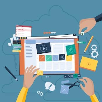 Конструктор сайтов. Выбираем с умом - 1