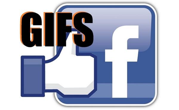 В комментариях Facebook появится возможность использовать анимированные картинки