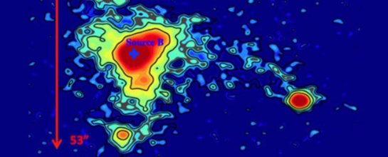 Загадка далекой туманности не дает астрономам покоя