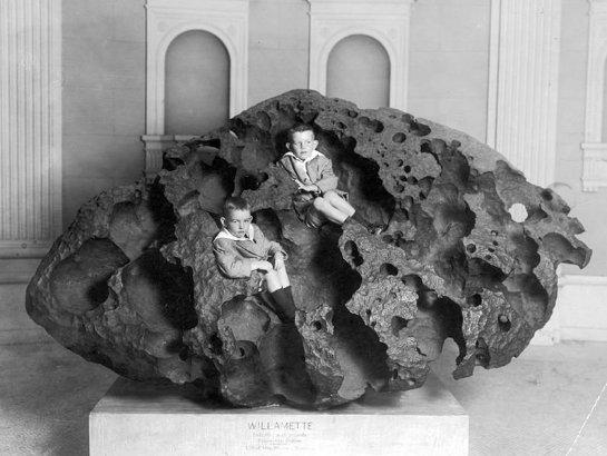 6 крупнейших метеоритов, обнаруженных на Земле