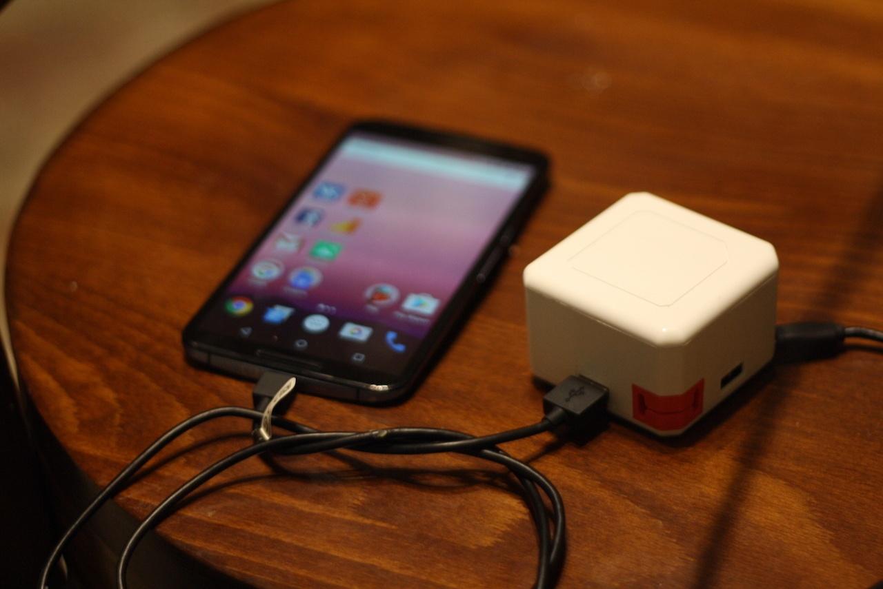 Allocacoc PowerHUB: мобильный USB-разветвитель - 12