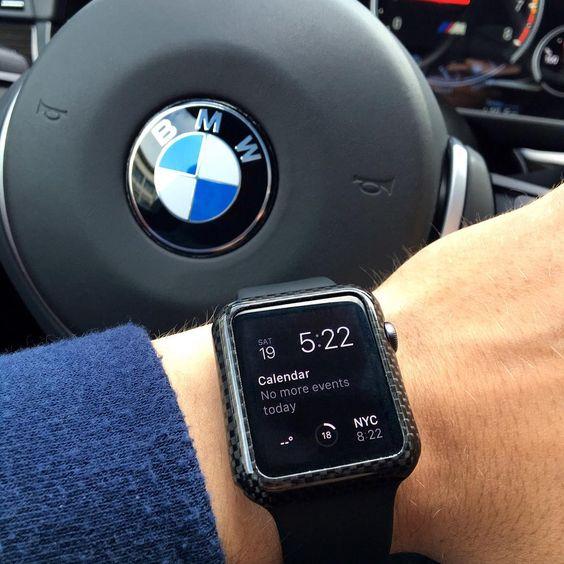 Apple Watch научатся определять, когда пользователь за рулём