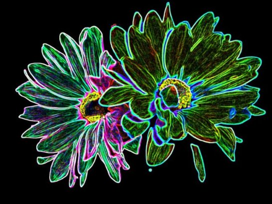 Внутри растений вырастили электрические цепи