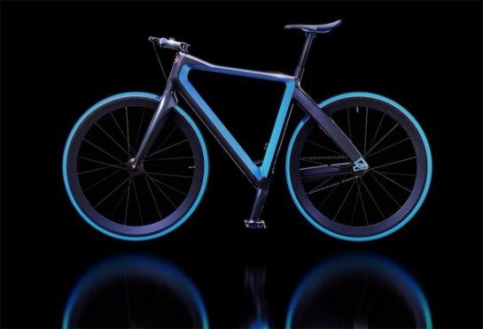 Bugatti представила велосипед для богачей