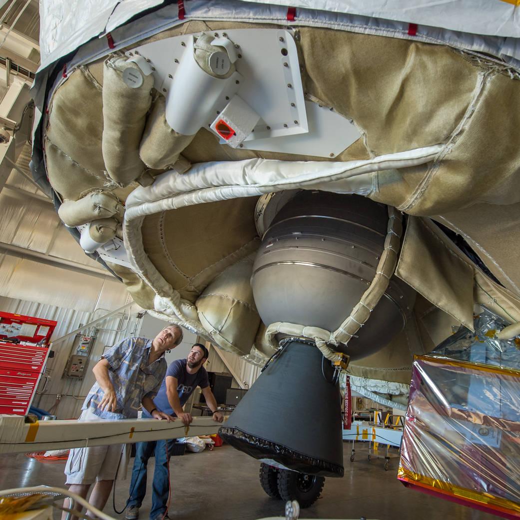 Путешествие на Марс: что может случиться с космонавтом на пути к планете и на ее поверхности - 3