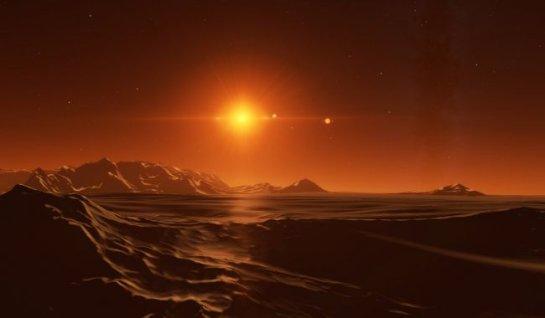 Чтобы исследовать другие планеты, нам нужна система торможения получше