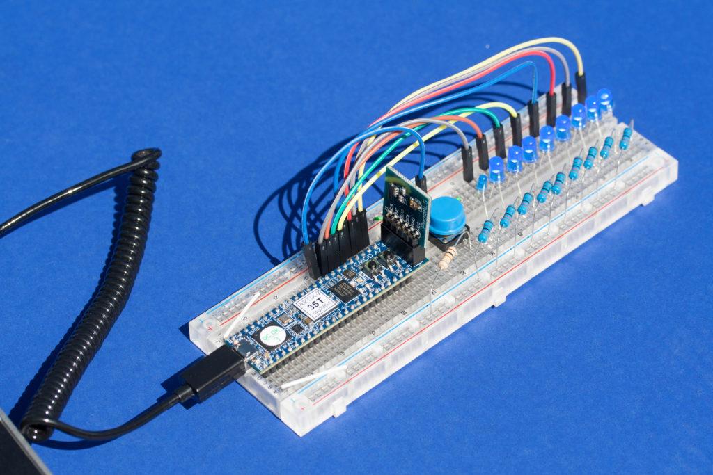 Между транзистором и Ардуиной: планирование семинаров по электронике для школьников в Киеве и Новосибирске - 12