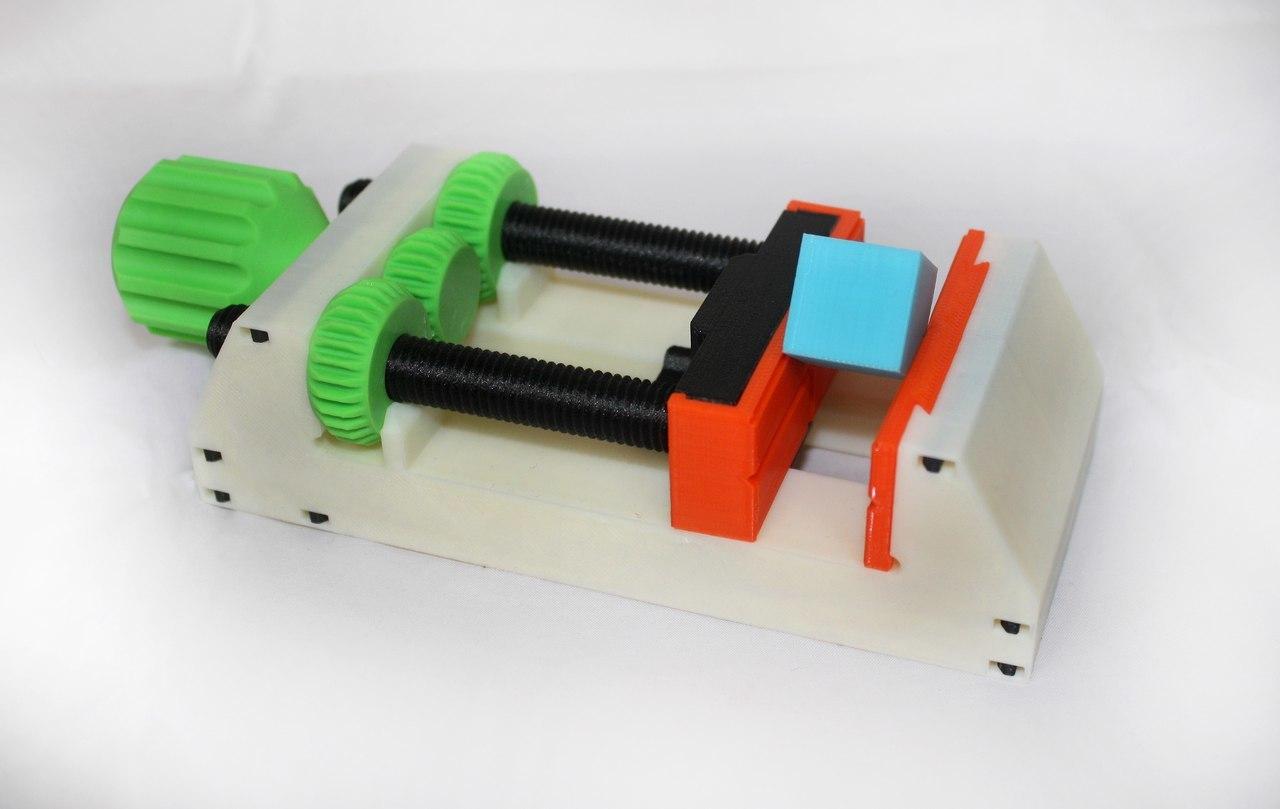 Обзор 3D-принтера Raise3D N1 Dual - 12