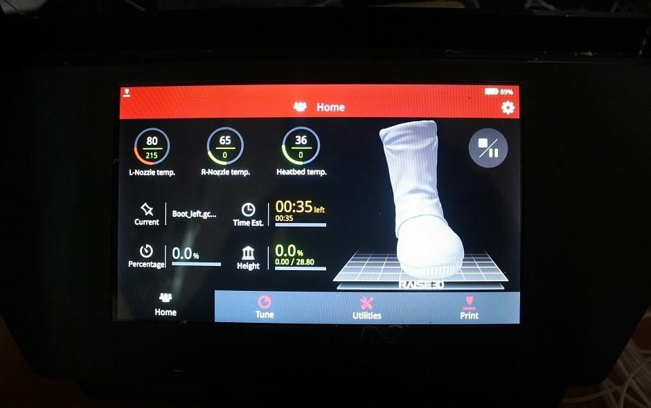 Обзор 3D-принтера Raise3D N1 Dual - 9