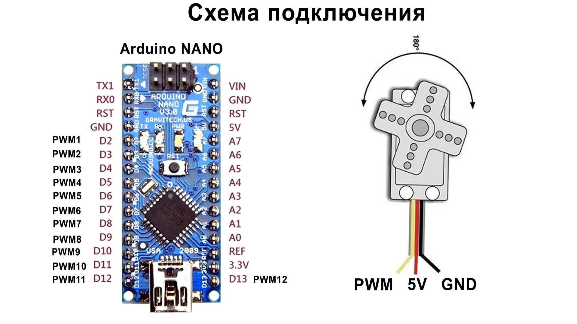 С помощью программы ServoStudio 12 и платы Arduino можно создать своего робота, не написав единой строчки кода - 3