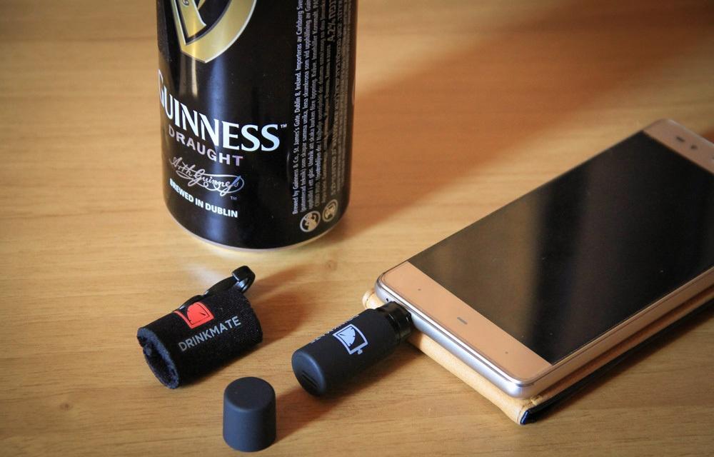 Опасные продукты для водителей. Тест алкотестера DrinkMate - 8