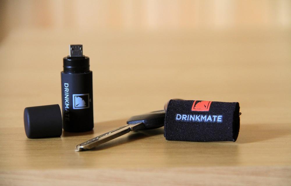 Опасные продукты для водителей. Тест алкотестера DrinkMate - 9