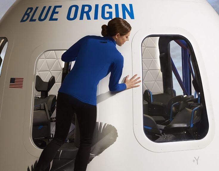 New Shepard сможет доставить на орбиту шестерых туристов