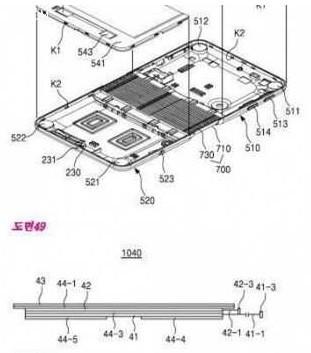 Xiaomi запатентовала смартфон со сгибающимся дисплеем