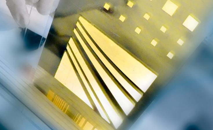 Целью альянса назван обмен опытом разработки и производства органических светодиодов
