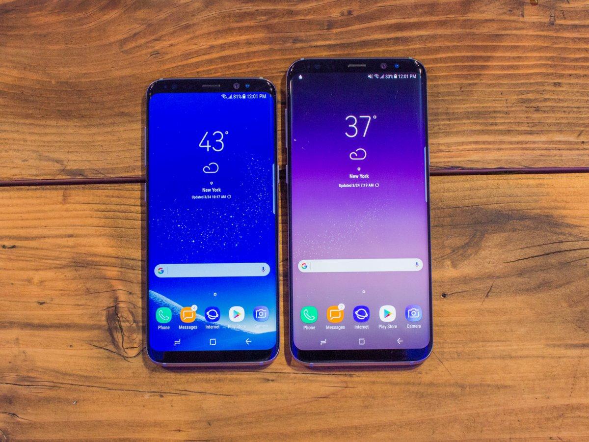 Samsung Galaxy S8: на что способен телефон с Bluetooth 5.0 - 1