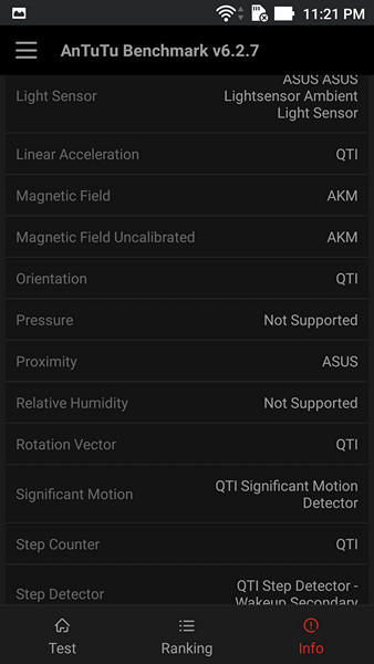 Обзор двухкамерного смартфона ASUS ZenFone 3 Zoom - 7