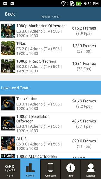 Обзор двухкамерного смартфона ASUS ZenFone 3 Zoom - 70