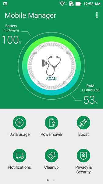 Обзор двухкамерного смартфона ASUS ZenFone 3 Zoom - 80