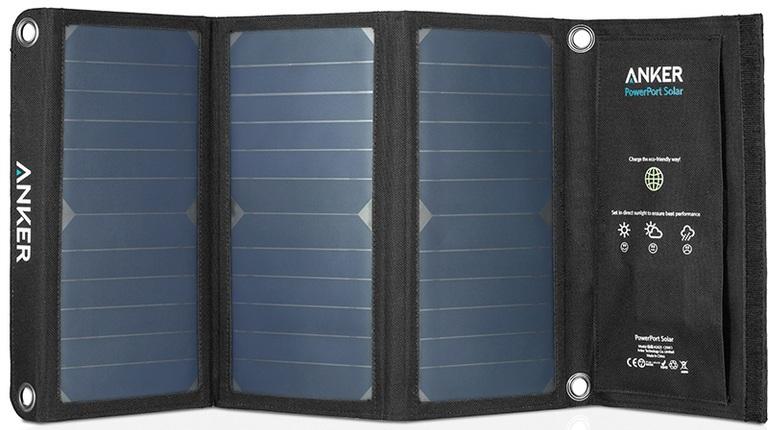 Солнечную энергию — в каждый рюкзак. Обзор зарядного устройства Anker Solar Charger 21Вт - 5