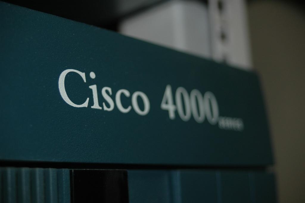 Есть ли жизнь после 30: история CiscoSystems - 1