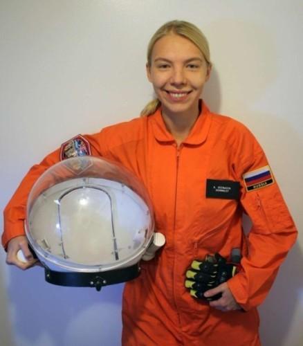 Женский космический десант в Австралию? - 2