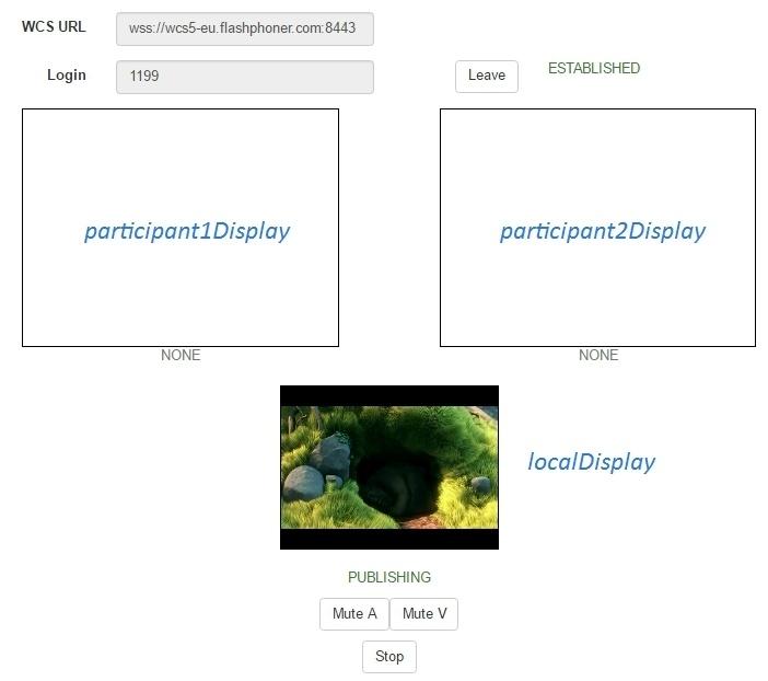 Разработка WebRTC видеочата между iOS, Android и браузером - 5