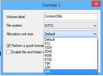 Тюнинг SQL Server 2012 под SharePoint 2013-2016. Часть 1 - 7