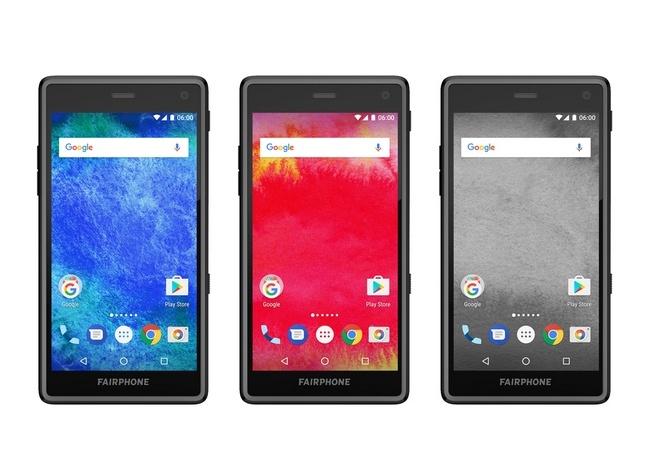 Модульный смартфон Fairphone 2 получит обновление до Android 6.0 Marshmallow