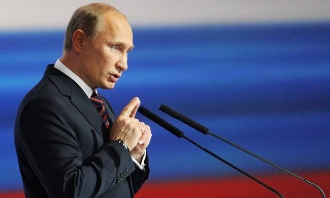 Владимир Путин заявил, что «расхристанной квазисвободы» в российском интернете больше не будет