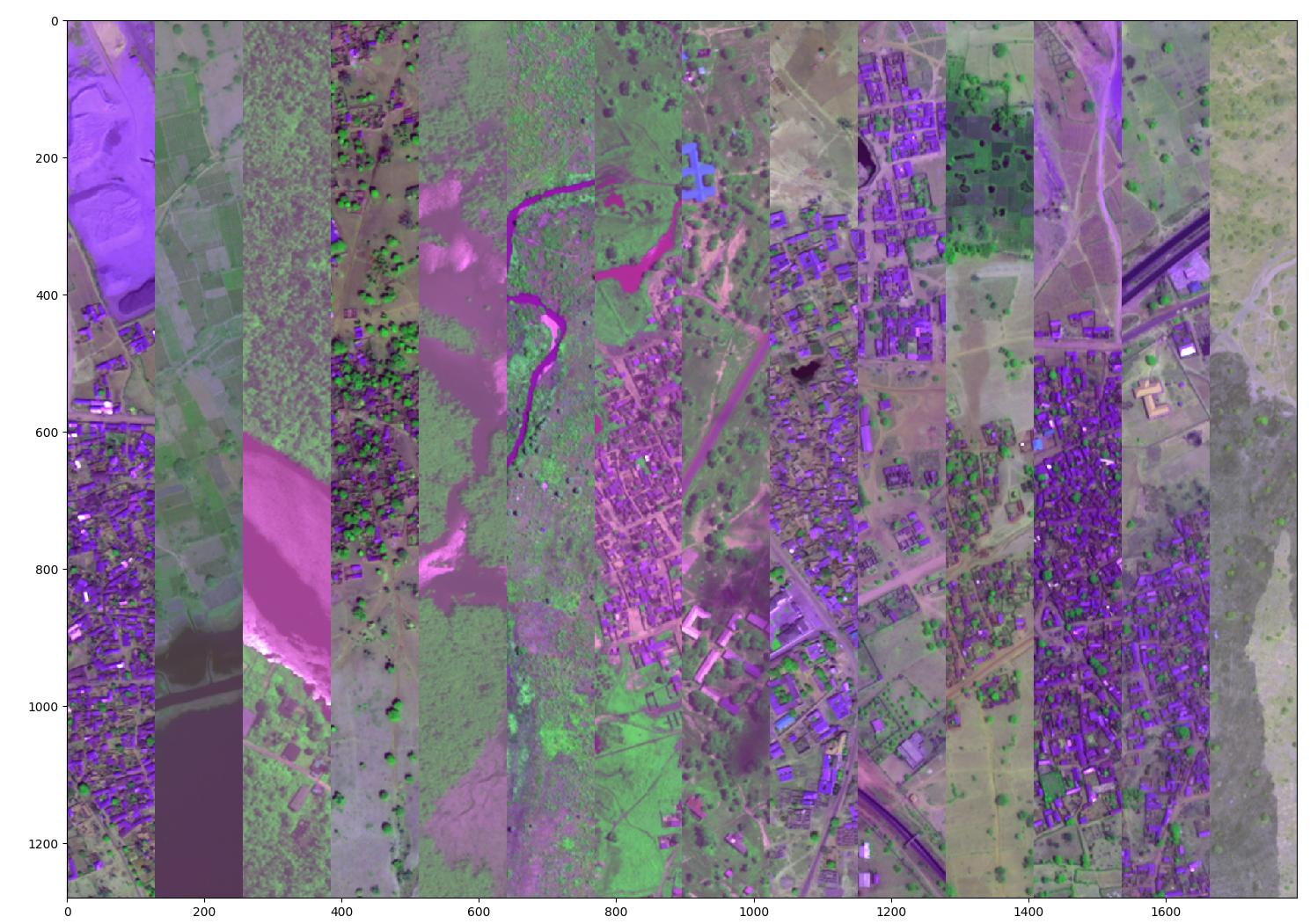 Второе почетное. Заметки участника конкурса Dstl Satellite Imagery Feature Detection - 9