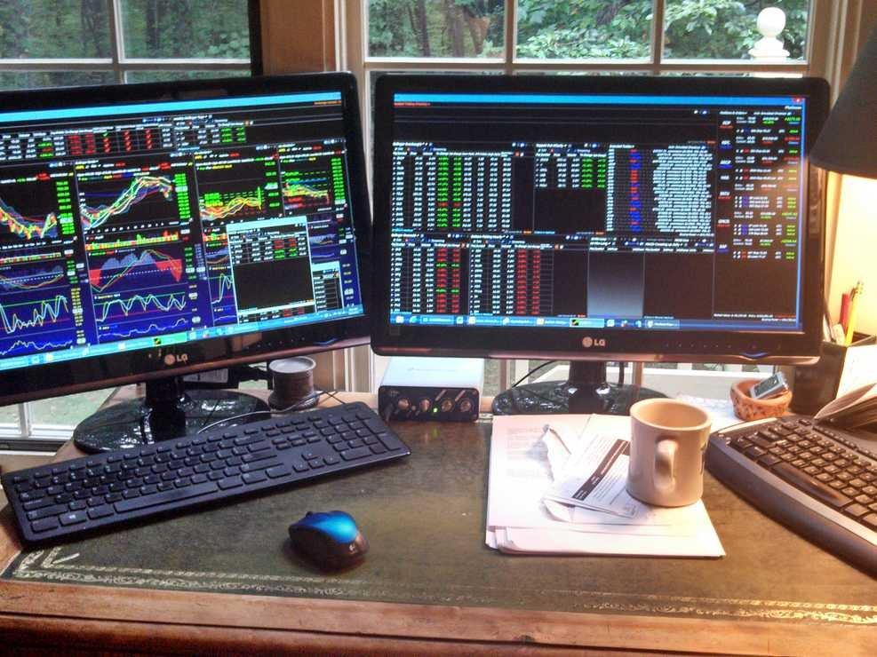 Cервер на Wall Street: VPS для трейдеров - 2
