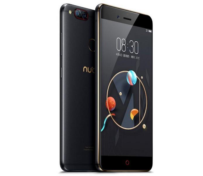 ZTE представила смартфон Nubia Z17 Mini