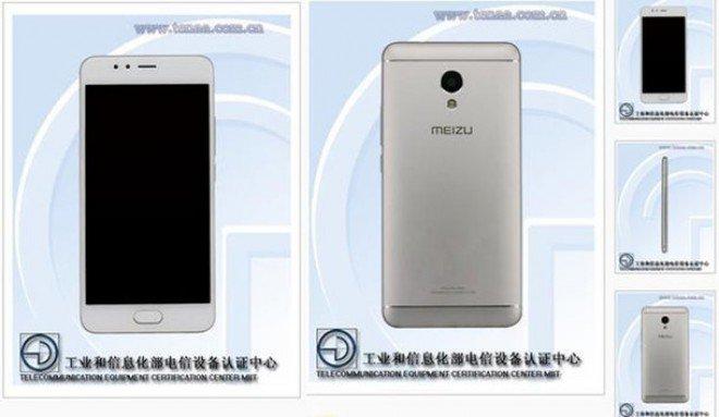 Meizu M612C пока кажется странным смартфоном