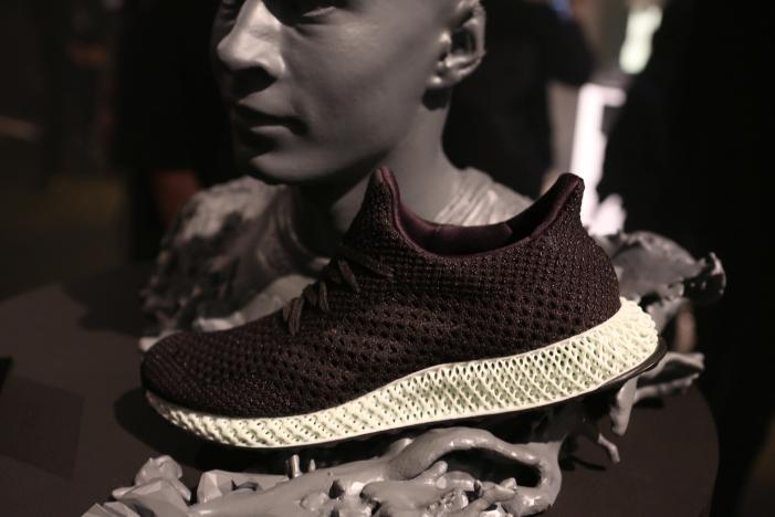 Партнером Adidas выступает американская компания Carbon