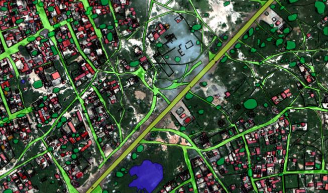 Kaggle: Британские спутниковые снимки. Как мы взяли третье место - 1