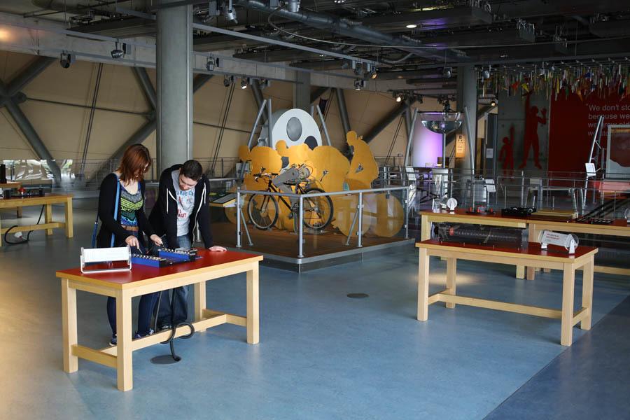 Экскурсия по научному центру Глазго — и про разработку игры по «Фиксикам» - 23