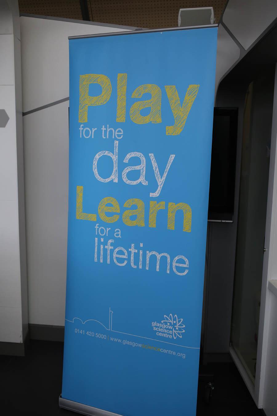 Экскурсия по научному центру Глазго — и про разработку игры по «Фиксикам» - 25