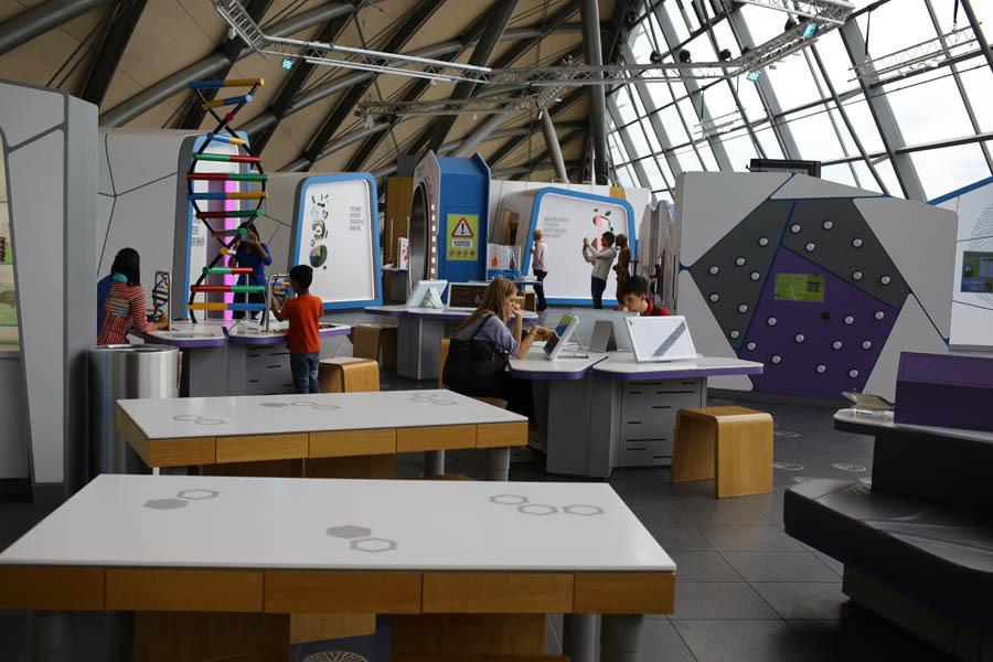 Экскурсия по научному центру Глазго — и про разработку игры по «Фиксикам» - 32