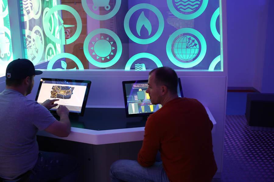 Экскурсия по научному центру Глазго — и про разработку игры по «Фиксикам» - 47