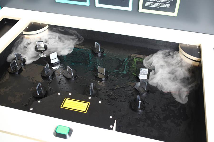 Экскурсия по научному центру Глазго — и про разработку игры по «Фиксикам» - 58