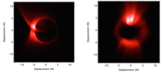 Первый снимок черной дыры может примирить теорию относительности и квантовую физику - 4