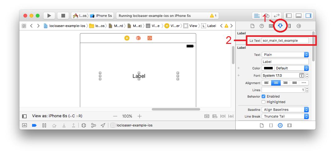 Удобная локализация iOS приложений в Interface Builder - 3