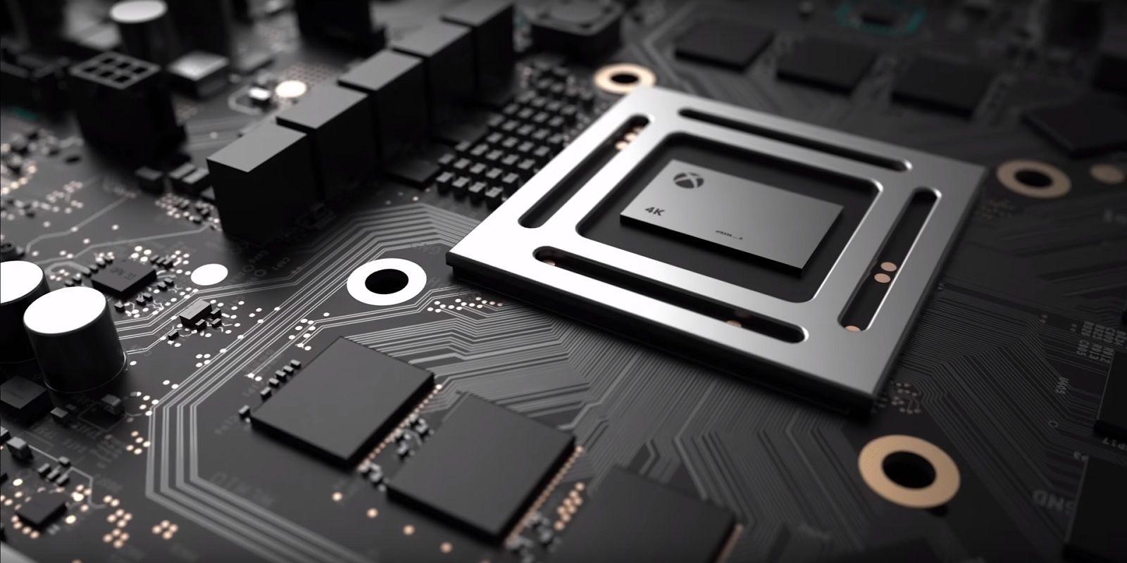 Project Scorpio: Microsoft раскрыла технические характеристики игровой консоли следующего поколения - 1