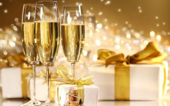 С помощью шампанского можно омолодиться