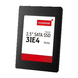 SSD Innodisk 3IE4 основаны на платформе Marvell