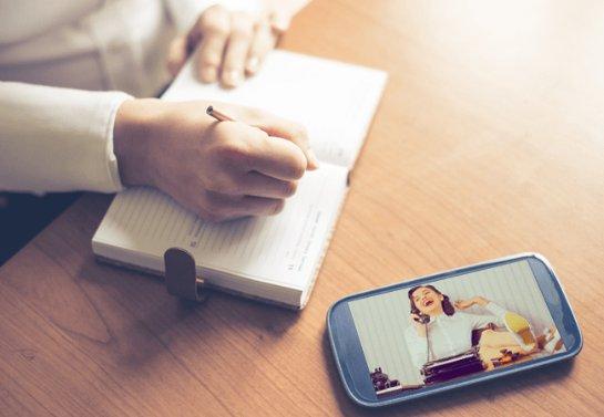 Ученые хотят создать смартфоны, реагирующие на эмоциональное состояние владельца